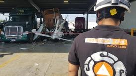Se desploma avioneta en Nuevo León; hay al menos 6 muertos y un herido