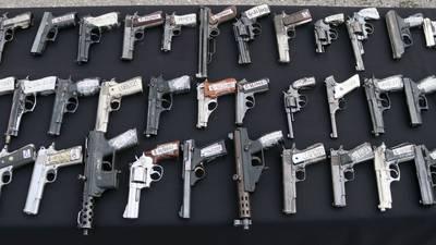 Gobierno de México demanda a empresas de armas de EU por tráfico ilegal