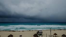 ¡Mete la ropa! Se pronostican lluvias fuertes para la Península de Yucatán
