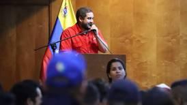 Departamento del Tesoro de EU congela bienes de 'Nicolasito', hijo del presidente venezolano Maduro