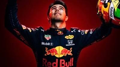 'Checo' Pérez gana el Gran Premio de Azerbaiyán, primer triunfo con Red Bull