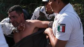 Represión en Chiapas