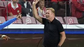'Son rumores, son rumores': Laporta afirma que Koeman se queda en el Barcelona