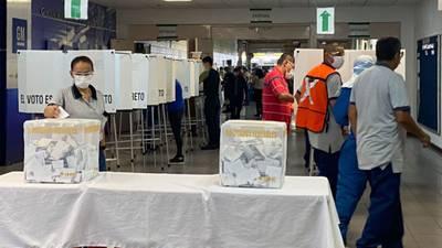 EU 'palomea' votación sindical en la planta de General Motors en Silao