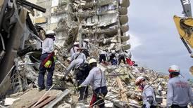 Colapso de edificio en Miami: Reporte del 2018 reveló daños graves