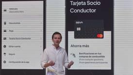 Uber lanza con BBVA tarjeta de débito para conductores