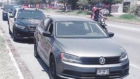 Recuperan en Gpe 101 vehículos con reporte de robo