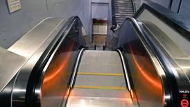 Metro CDMX: orines de usuarios, una de las causas en fallas de escaleras eléctricas