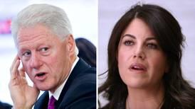 Escándalo sexual entre Bill Clinton y Monica Lewinsky llegará a la TV