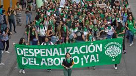PRD se suma a Morena y van por la legalización del aborto
