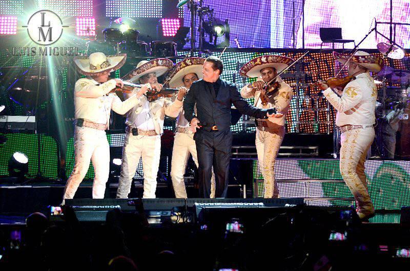 Luis Miguel, 'por siempre' ícono musical de México FMHW24NOWJBDVC7GCALNOE7Y34