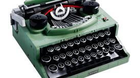 ¿Alguien dijo 'nostalgia'? LEGO lanza modelo para armar de máquina de escribir que funciona