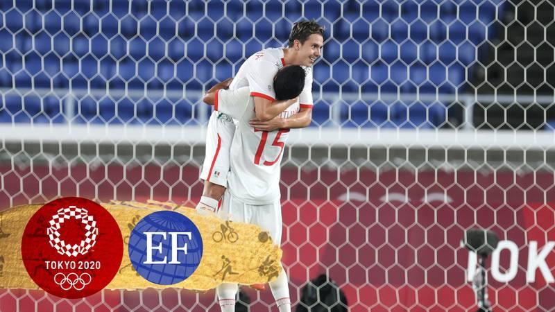 El Tri olímpico goleó 6-3 a Corea y avanzó a las semifinales de Tokio 2020.