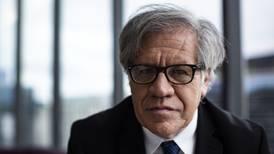 Luis Almagro es reelegido como secretario general de la OEA