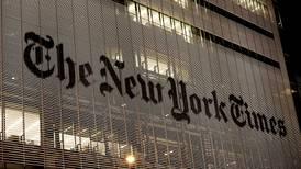 ¿Por qué el New York Times tiene menos historias en Apple News?