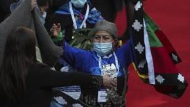 Elisa Loncón, activista mapuche que estará al frente de la convención para la nueva Constitución de Chile