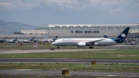 AICM suspenderá vuelos durante 5 horas por desfile aéreo el 16 de septiembre