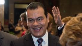 Juan Zepeda irá por presidencia de PRD 'para dar fin a los vicios'