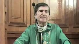 Quizá mañana me enfermo, pero el cubrebocas es no confiar en Dios, dice obispo de Tamaulipas