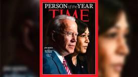 Trump pierde de nuevo: Biden y Kamala Harris son elegidos como 'Personas del Año' por la revista Time