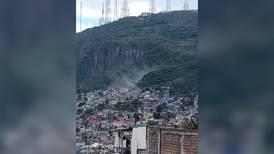 Derrumbe en el Cerro del Chiquihuite: Esto es lo que sabemos