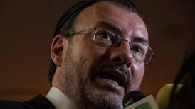 Función Pública inhabilita a Luis Videgaray por 10 años