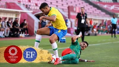 México cae ante Brasil en penales y competirá por el bronce en Tokio 2020
