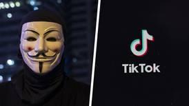 ¿Espionaje a menores de edad? De esto acusa Anonymous a TikTok