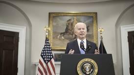 Biden defiende a Israel: no ha actuado de 'forma excesiva' ante ataques de cohetes palestinos, dice