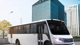 Crece 58% su venta de autobuses y camiones en cinco meses