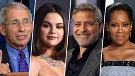 Fauci, Clooney, Gómez y King, 'Personas del Año 2020', según People