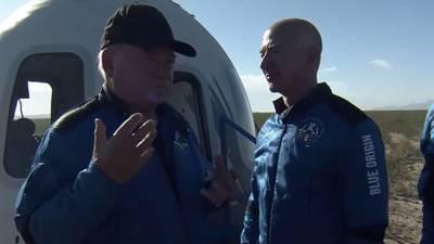 William Shatner, el 'Capitán Kirk', y el récord que rompió con su viaje al espacio