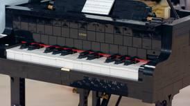 Melómanos: ¡Lego lanza piano para armar que te permite tocar de verdad!