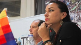 México da asilo en embajada en Quito a congresista opositora de presidente Lenín Moreno