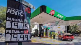 Mexicanos la prefieren roja; Premium le gana a Magna en gasolineras