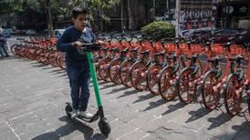El permiso temporal 'frena viaje' de bicis y scooters en la CDMX