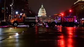 Washington extiende toque de queda hasta el 21 de enero tras protestas en el Capitolio
