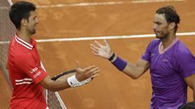 Nadal derrota a Djokovic y suma 10 títulos
