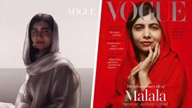 Malala protagoniza portada de julio de Vogue: 'Conozco el poder que una niña tiene en su corazón'