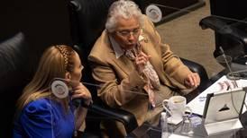 Plural no puede ser grupo en el Senado y Sánchez Cordero explica por qué