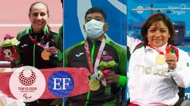 Las y los mexicanos que se han colgado una medalla en los Paralímpicos de Tokio 2020