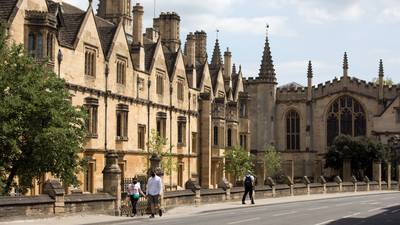 Ni Oxford ni Cambridge: Esta es ahora la mejor universidad de Reino Unido