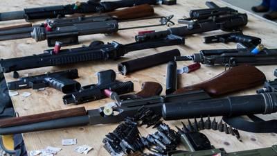 Que México no se haga 'guaje' en su responsabilidad: fabricantes de armas de EU