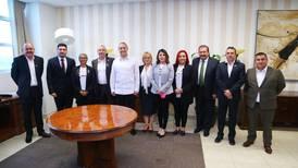 Adrián Oseguera 'alza' la mano por Morena para gubernatura de Tamaulipas