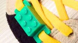 Prepara tus ahorros: Adidas y LEGO lanzarán los tenis 'A-ZX'