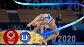 Israelí desbanca a Rusia en gimnasia rítmica: Linoy Ashram gana medalla de oro al ritmo de Beyoncé