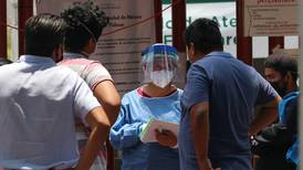 Enfermeros reclaman por contagios; 'no somos héroes'