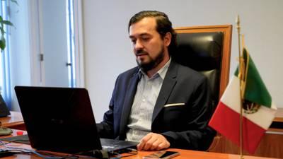 Nombran a Luis Munguía Corella nuevo presidente de la Comisión Nacional de Salarios Mínimos