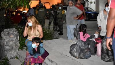 Suman ya tres personas fallecidas en Guerrero por el sismo de 7.1