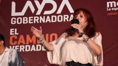 Seguiremos las huellas de AMLO: Layda Sansores toma protesta como gobernadora de Campeche